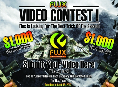 flux video contest 2013